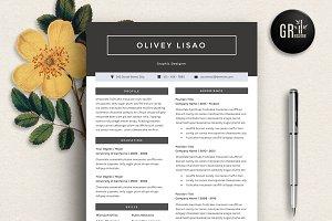 Resume Template | CV Template - 12