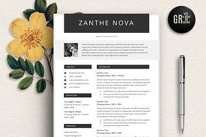 Resume Template | CV Template - 13