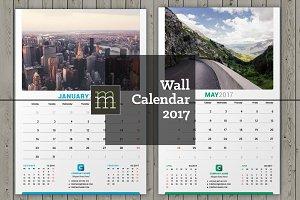 Wall Calendar 2017 (WC13)
