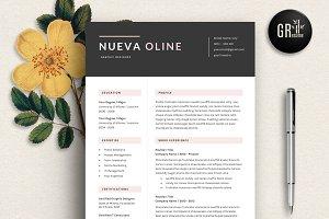 Resume Template | CV Template - 14