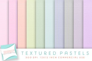 textured pastel digital paper
