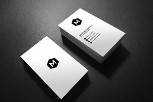 Clean Business Card 06