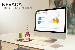 Nevada Powerpoint Template