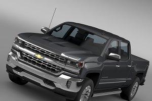 Chevrolet SilveradoStandart Box 2016