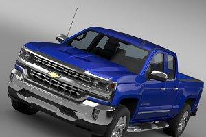Chevrolet SilveradoDouble Box 2016