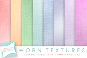 worn distressed digital papers
