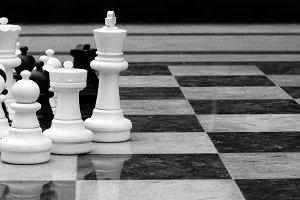 Lifesize Chess