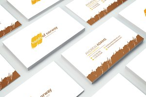 Clean Minimal BusinessCard 02