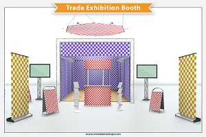 Trade Exhibition Booth