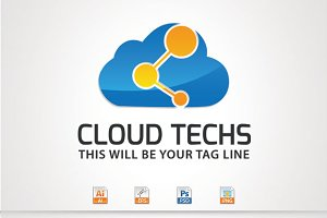 Cloud Techs Logo