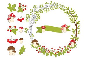 Forest Wreath