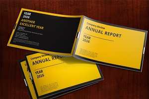 Company Annual Report Presentation