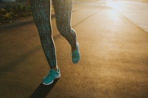Sunset Running V3