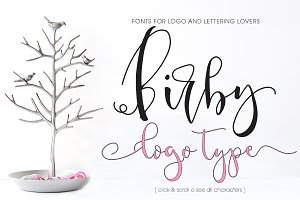 Birby Font - Bold and Light