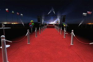 VIP Red Carpet Pack