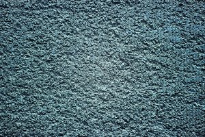 Aged cement blue  wall texture