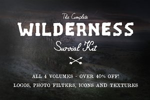 The Complete Wilderness Survival Kit