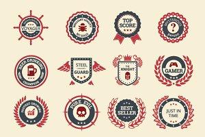 Achievement Badges. Part 2