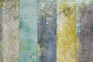Color Crush 7 {mixed papers}