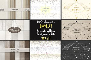 Best-selling designers bundle 74%off