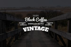 10 Vintage Logos & Badges Vol. 4