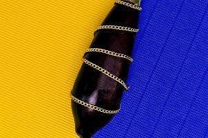Fashion Eggplant Minimal