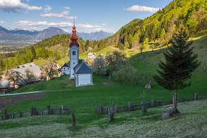 Church in the countryside