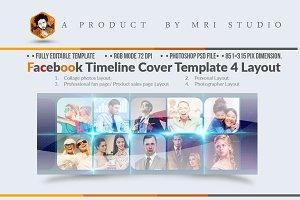 Facebook Timelines Psd
