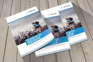 Brochure Creative in City