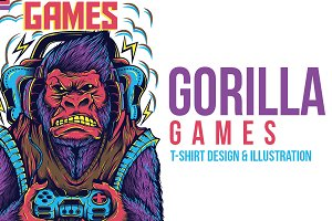 Gorilla Games Illustration