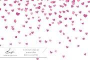 Pink Hearts, Hearts Rain,