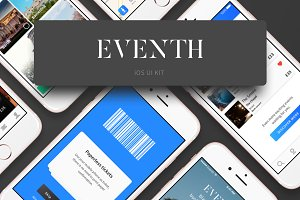 Eventh - iOS UI kit