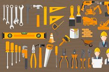 Construction engineering tools pack