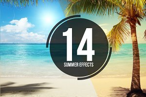 14 Premium Summer Effects