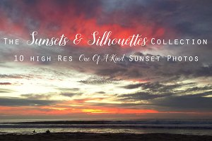 Sunsets and Silhouettes Photoset