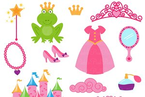 Fairytale Clipart and Vectors