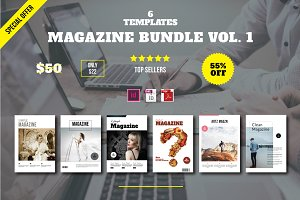 Magazine Bundle Vol. 1