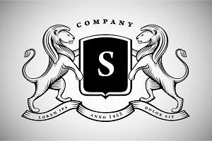 Lions Crest Logo