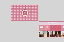 Stripcrdd Business Card Template