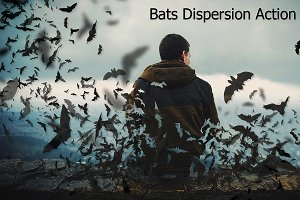 Bats Dispersion Action