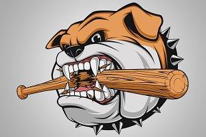Ferocious Bulldog