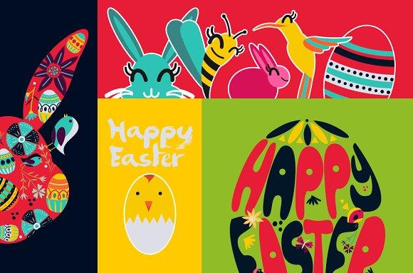 Easter Bundle Vol.1 - Stationery