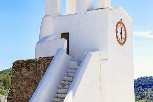 Clock Tower, Mértola, Portugal