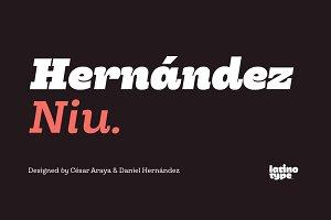 Hernández Niu