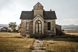 Old Abandoned Chruch