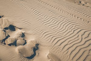 Sand Texture (Background Photo)