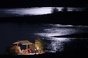 Moonlight Campsite