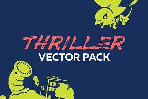Thriller Vector Pack