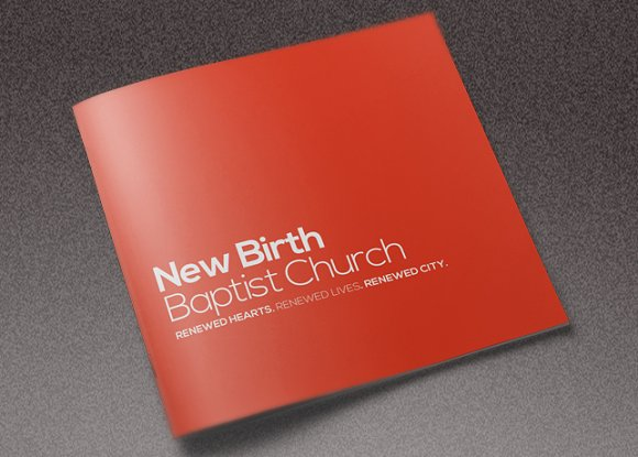 Core Church Brochure Template Brochure Templates Creative Market - Church brochure templates