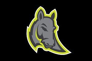 Donkey logotype
